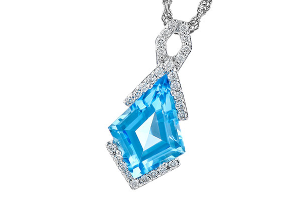 G273-29730: NECK 2.40 BLUE TOPAZ 2.53 TGW